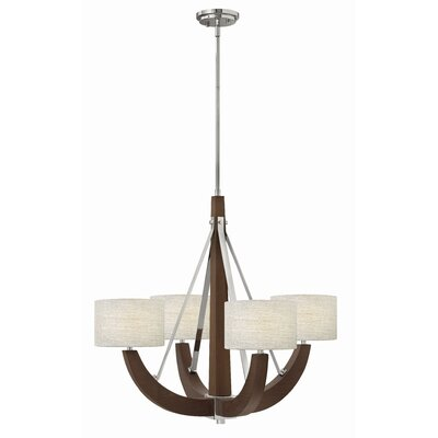 Fredrick Ramond Cameron 4 Light Chandelier