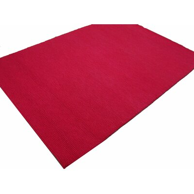 Hokku Designs Nodo Red Rug