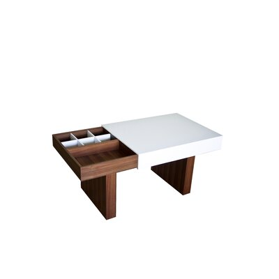 Hokku Designs Luxer Coffee Table