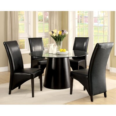 Hokku Designs Iara 5 Piece Dining Set