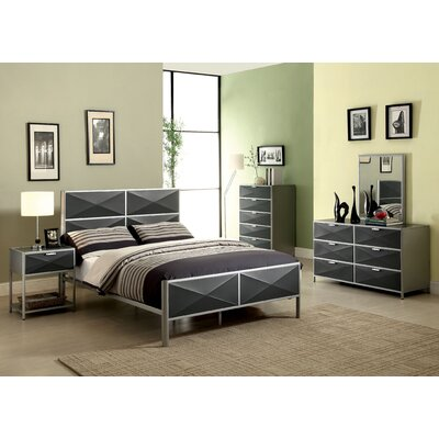 Hokku Designs Matrix 6 Drawer Dresser