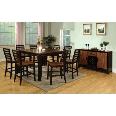 Marion 9 Piece Counter Height Dining Set