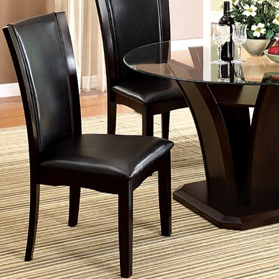 Hokku Designs Uptown Parsons Chair (Set of 2)
