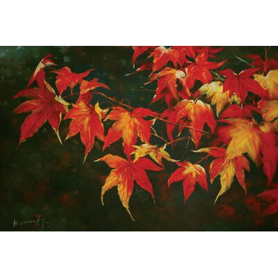Autumn Oil Painting on Canvas Art - 24