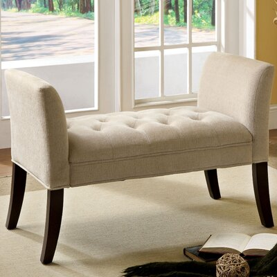 Hokku Designs Duncan Upholstered Bench