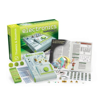 Thames & Kosmos Electronics Workshop 1 Science Kit
