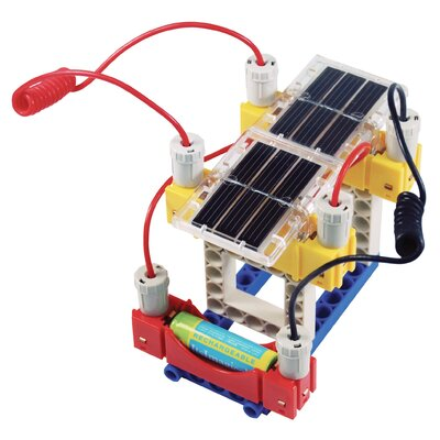 Thames & Kosmos Construction Series Solar Power Plus Kit