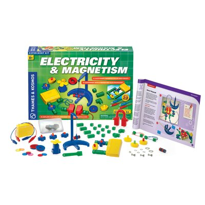 electricity and magnestism for kids