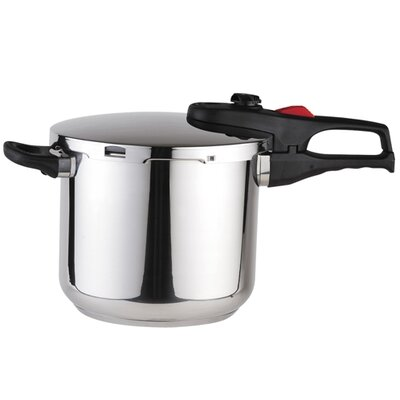 Practika Plus Stainless Steel Super Fast Pressure Cooker