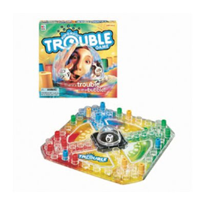 Hasbro Pop-o-matic Trouble