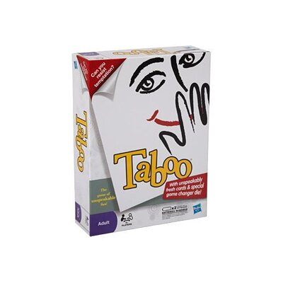 Hasbro Taboo Reinvention