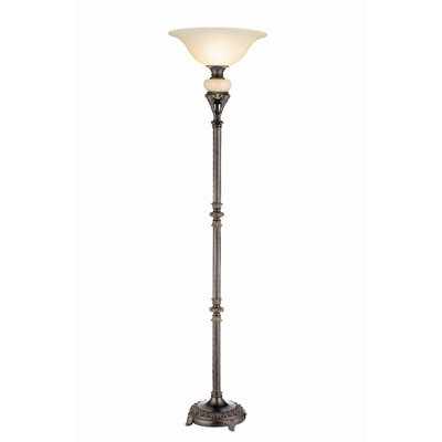Stein World Classically Styled Floor Lamp