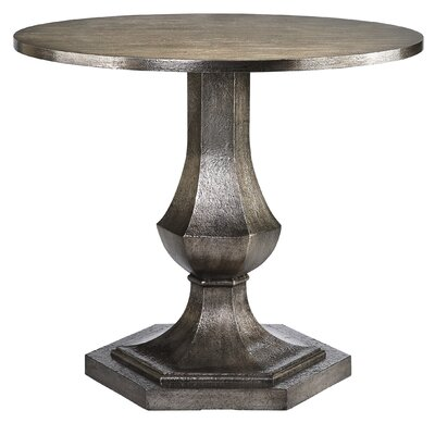 Stein World Cosmopolitan Pedestal End Table