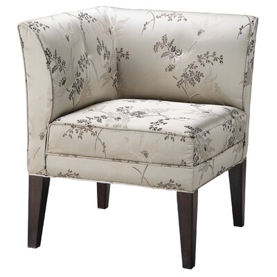 Stein World Accent Seating Corner Fabric Arm Chair