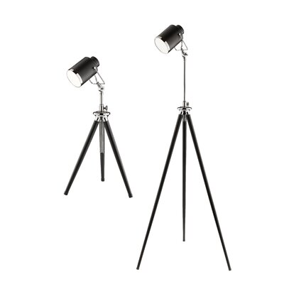 Stein World Floor and Table Lamp Set