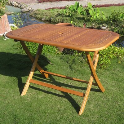 International Caravan Royal Tahiti Dining Table