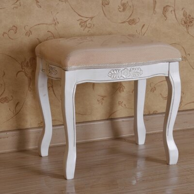International Caravan Vanity Stool