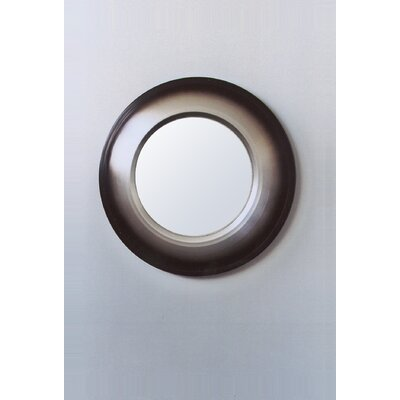 Babette Holland Target Mirror in Smoke