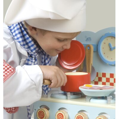 Le Toy Van Honeybake Oven and Hob Play Kitchen Set