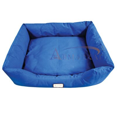 Dog Bed in Blue