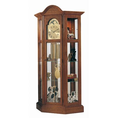 Ridgeway Clocks Richardson II Grandfather Clock Cabinet
