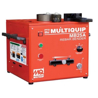 "Multiquip 1"" MB25HD Rebar Cutter"