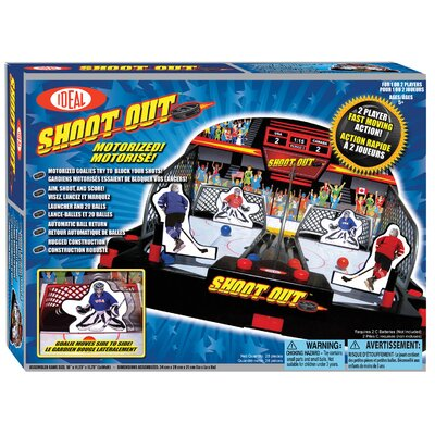 Ideal Classics Motorized Shoot Out Hockey