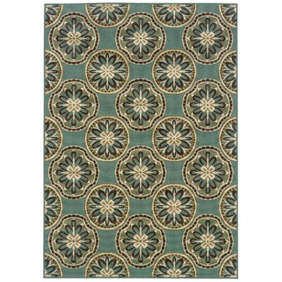 Oriental Weavers Sphinx Montego Blue/Ivory Rug