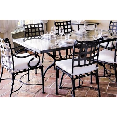 Sifas USA Kross 7 Piece Dining Set
