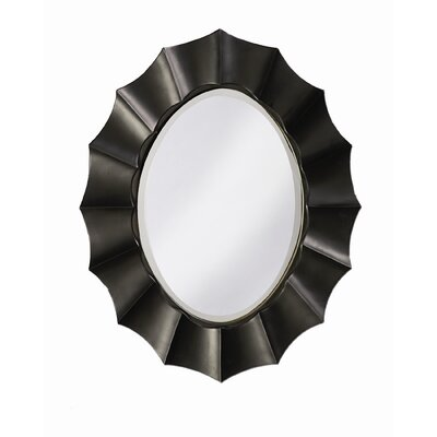 Corona Mirror in Black