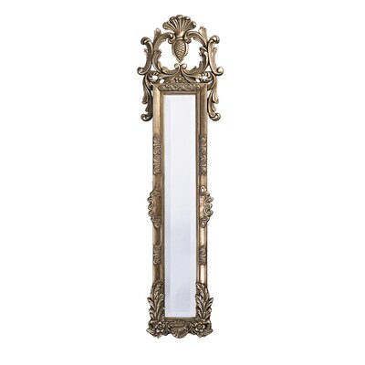 Thackery Wall Mirror in Antique Silver