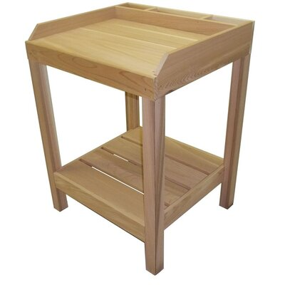Cedar Creek Cedar Garden Potting Table