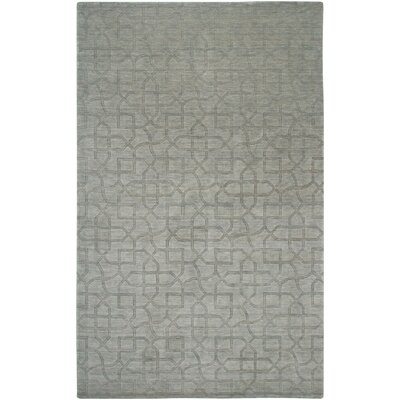 Uptown Light Blue Solid Rug