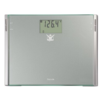 Biggest Loser Body Composition Digital Bathroom Scale