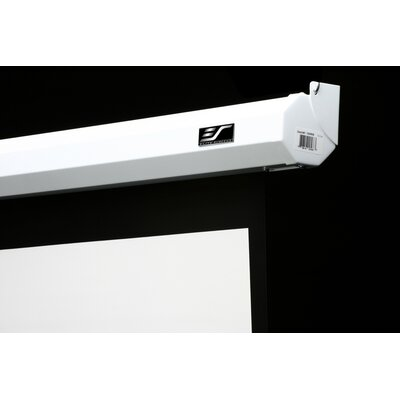 Elite Screens Ceiling/Wall Mount Electric Projection Screen