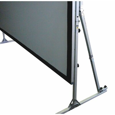 Elite Screens QuickStand Drape Portable Fixed Frame Projection Screen