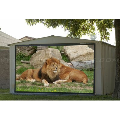 Elite Screens Portable Outdoor DynaWhite  Projection Screen - 133&quot; 16:9 AR