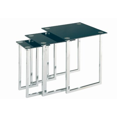 Lite Source Three Nesting Table
