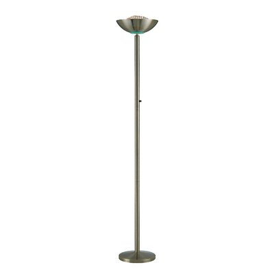 Lite Source Basic II Torchiere Floor Lamp