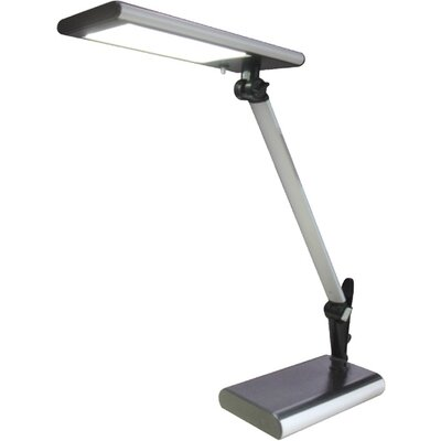 Lite Source Desk Lamp in Black