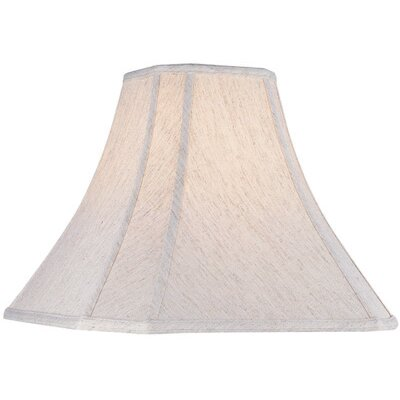 Lite Source Cut Corner Linen Lamp Shade