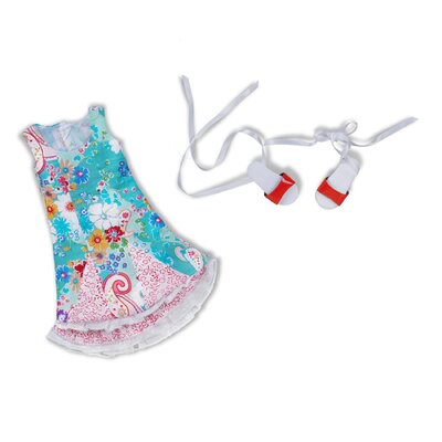 Karito Kids Pretty Paisley Dress