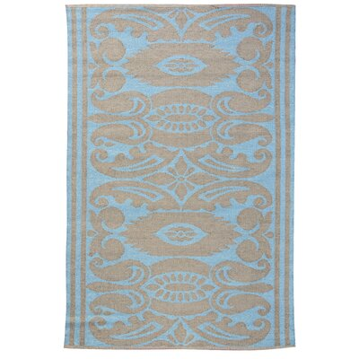 Koko Company India Lead/Aqua Rug
