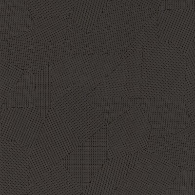 Graham & Brown Puzzle Charcoal Wallpaper by Contour