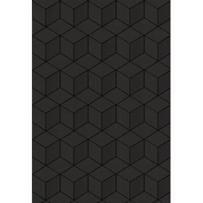 Graham & Brown Shape and Form Cubix Wallpaper