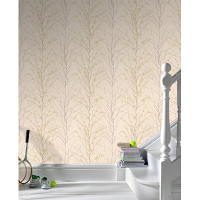 Graham & Brown Spirit Vitality Floral Wallpaper