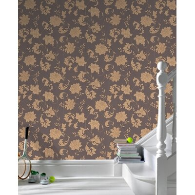 Graham & Brown Laurence Llewelyn Bowen Silk Wallpaper