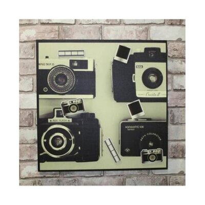 Graham & Brown Camera Magnetic Canvas