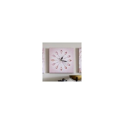 Graham & Brown Clock Canvas Wall Art