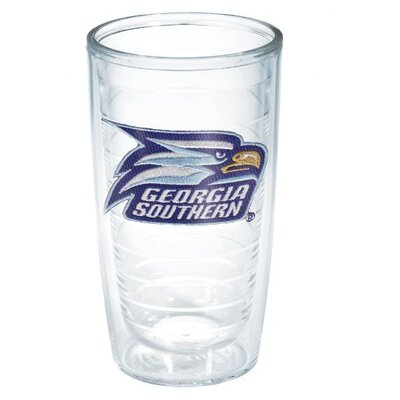 Georgia Southern University 16 oz. Tumbler (Set of 2)
